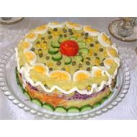 Pasta Salatası