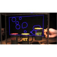 Nanoteknolojiyle Transparan Ekran Yapıldı