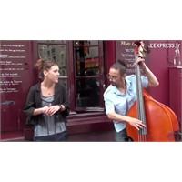 Sokak Videoları İle Ünlenen Fransız Grup Zaz
