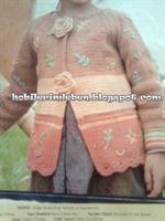Çiçekli Ceket