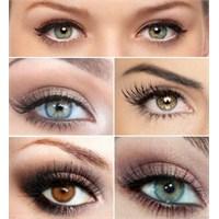 Toprak Tonları Hangi Göz Rengine Daha Çok Yakışır?
