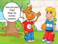 Çocuklar İçin Animasyonlu İlk Yardım Bilgileri 3
