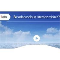 Yandex'in Yeni Arama Platformu '' Adalar''