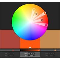 Adobe Kuller İle Uyumlu Renkler
