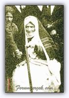 Kahraman Türk Kadını   nene Hatun   ( 1857 - 1955