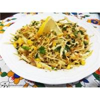 Beyaz Lahana Salatası Tarifim
