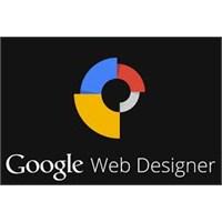 Google, Site Yapımı İçin Editör Programı Üretti