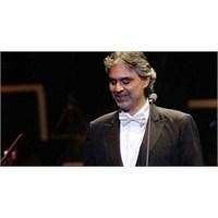 Andrea Bocelli, İstanbul Şubat Konseri