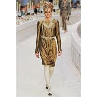 Chanel 2012 Pre- Fall Defilesi Hint Rüzgarları
