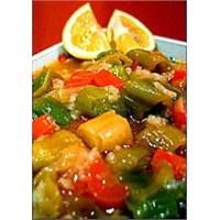 Zeytinyağlı Patlıcan Silkme