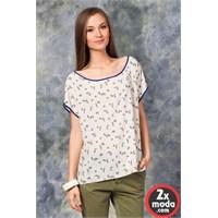 Zara Bayan Bluz Modelleri 2014