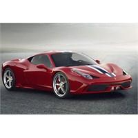 Maranello'dan Son Bomba: Ferrari 458 Speciale