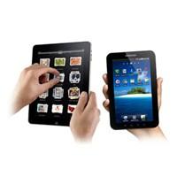 Android'li Tabletler İpad'ı Geçti !