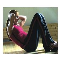 Göbek Yağlarına Özel Egzersizler
