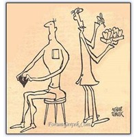 Karikatür Ustası | Nehar Tüblek (1924 - 1995)