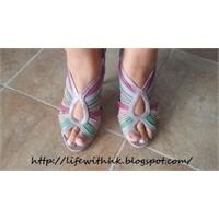 Kaktüs Ayakkabı