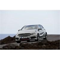 2012 Mercedes A-class Avrupa Fiyatları Açıklandı