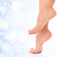 Ayaklara Kış Bakımı