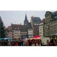 Yılbaşında Strasbourg