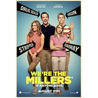 We're The Millers / Bu Nasıl Aile!