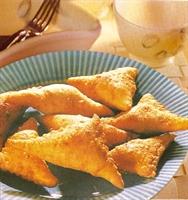 Puf Böreği(peynirli Veya Lor Peynirli)