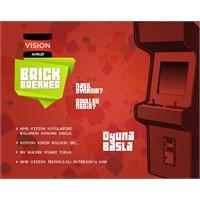 Ödüllü Oyun Brick Breaker Facebook'ta