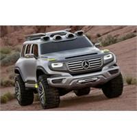 Yeni Mercedes Konsepti