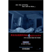 """Paranormal Activity 4""ten Full Fragman"