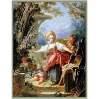 Jean Honore Fragonard | Fransız Ressam