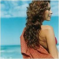 Suna Dumankaya'dan Saçlarınızı Güneşten Korumanın
