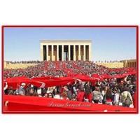 Mausoleum Of Ataturk | Anıtkabir Gezisi