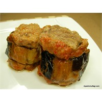 Patlıcanlı Köfte -1