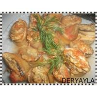 Düdüklü Tencerede Patlıcan Kebabı