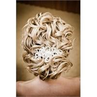 Romantik Gelin Saç Modelleri 2013