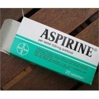 Aspirin Maskesiyle Güzelleşin