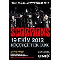Scorpions İle Yine Yeniden...