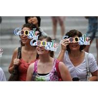 Google'ın Akıllı Gözlüğünü Denemek İster Misiniz?