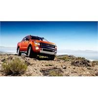 2012 Yeni Ford Ranger Geliyor