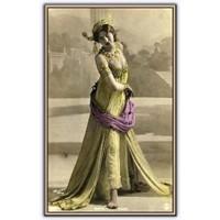 Mata Hari (1876 - 1917) Dansçı Ve Sözde Casus