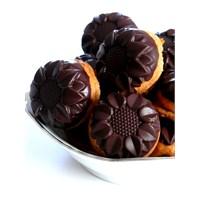Çikolatalı Elmalı Süpriz Kurabiye...