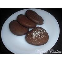 Kakaolu Kurabiye