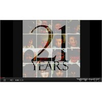"Video- Youtube' Un Yeni Hit Videosu:""21 Years"""