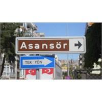 Tarihi Asansör - İzmir / Karataş - Dario Moreno Ca