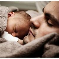 Bebek Ve Babalarının Resimleri