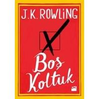 J. K. Rowling'in Yeni Kitabı Boş Koltuk Çıkıyor!