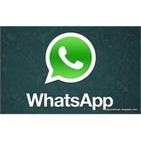 Whatsapp, Blackberry 10' U Desteklemeyecek!