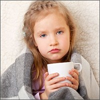 Çocuğunuzu Kış Hastalıklarından Koruyun