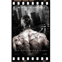 İlk Dark Knight Rises Posteri Yayınlandı