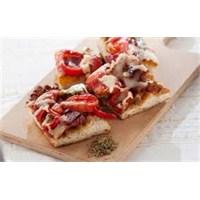 Baharatlı Pizza Tarifi