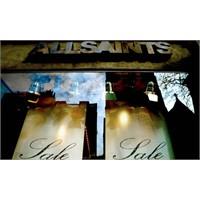 All Saints Satıldı